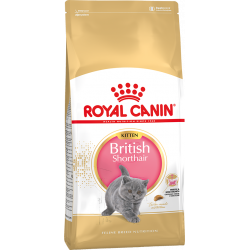 ROYAL CANIN KITTEN British Shorthair 400г