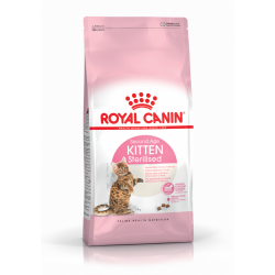 ROYAL CANIN KITTEN Sterilised 400г