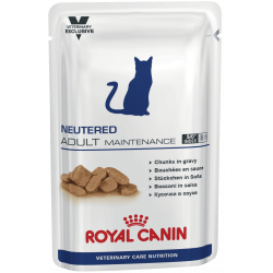 ROYAL CANIN NEUTERED ADULT MAINTENANCE кусочки в соусе 100г