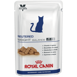 ROYAL CANIN NEUTERED WEIGHT BALANCE 100г
