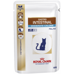 ROYAL CANIN GASTRO INTESTINAL MODERATE CALORIE 100г