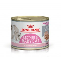 ROYAL CANIN MOTHER&BABYCAT мусс 195г