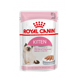 ROYAL CANIN KITTEN в паштете 85г