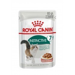 ROYAL CANIN INSTINCTIVE 7+ в соусе 85г