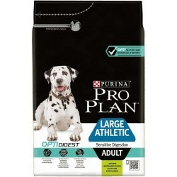 PRO PLAN LARGE ATHLETIC Sensitive Digestion ADULT с ягненком 3кг