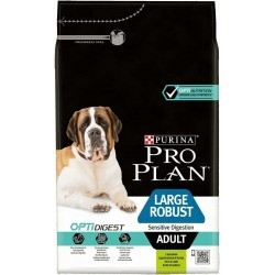 PRO PLAN LARGE ROBUST Sensitive Digestion ADULT с ягненком 3кг