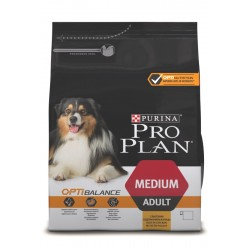 PRO PLAN MEDIUM ADULT с курицей 1.5кг