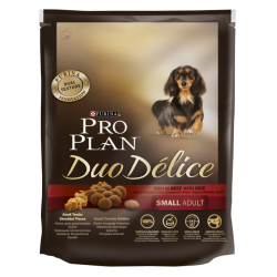 PRO PLAN Duo Delice SMALL&MINI ADULT с говядиной 700г